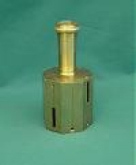 Brass Surveyor's land Cross - Product Image