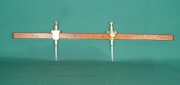 Pair of Brass Trammel Points - Product Image