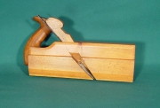 Unusual Handled Sash Scribe Molding Plane by James Panton, Aberdeen, Scotland - Product Image
