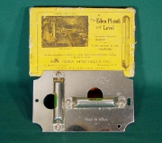 Eden Plumb and Level, patented June 17th, 1934 - Product Image