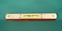 10 inch Mahogany Level - Product Image