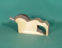 Brass Bull Nose Plane with Marples Iron - Product Image