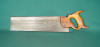 Steel Back Saw 14 inch by Turtle - Product Image