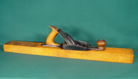 Stanley No 33 Wood Bottom Jointer Plane