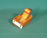 Miniature Boxwood and Bone Chamfer Plane - Product Image